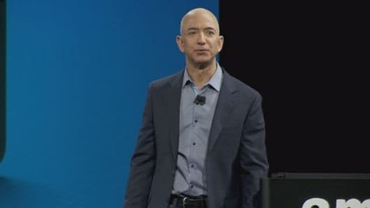 Jeff Bezos was briefly the world's richest person